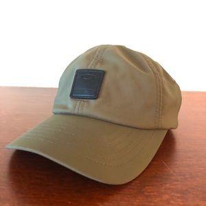 Oakley Green Baseball Hat